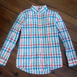 Vineyard Vines Whale Shirt Boys 12-14